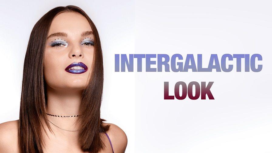Nalaďte se s námi na silvestrovskou náladu a buďte nepřehlédnutelná s  intergalaktickým make-upem 7c85bcce11